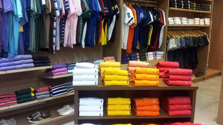 abrir uma loja de roupas